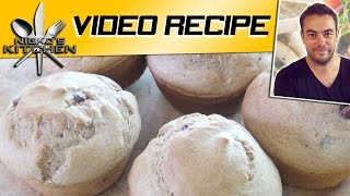 Ice-cream Muffins - Nicko's Kitchen
