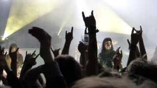 Carcass - Ruptured in Purulence/Heartwork (Live in Copenhagen, December 4th, 2013)