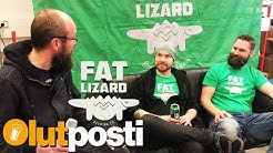 Haastattelussa Fat Lizard