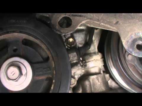 Crank Shaft Position Sensor (Common Location) - YouTube