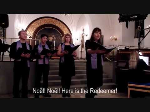 The original O Holy Night / Cantique de Noël - French with English subtitles - Ann-Marie MacFarlane
