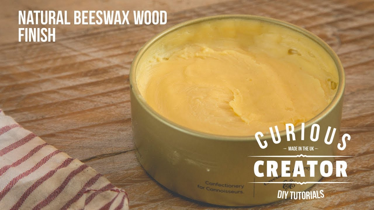 14 Natural Bees Wax Wood Polish Finish Diy Curious Creator
