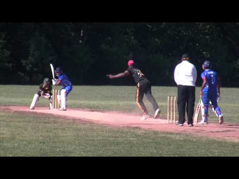 2015 CLNJ Final: Stars Cricket Club vs Gymkhana (batting)