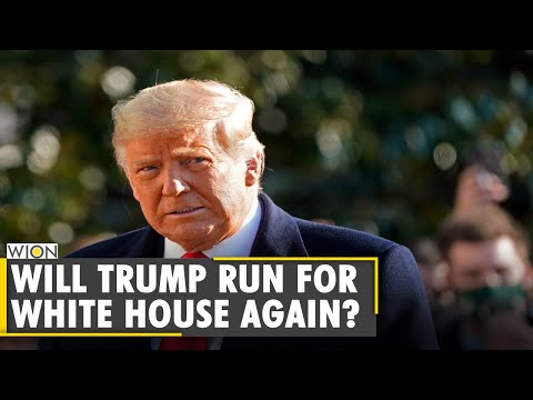 Donald Trump to decide on 2024 Presidential run| White House | Latest English News | World News