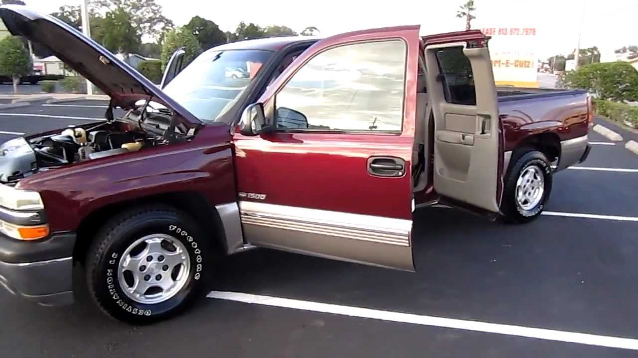 sold 2000 chevrolet silverado 1500 ls ext cab meticulous motors