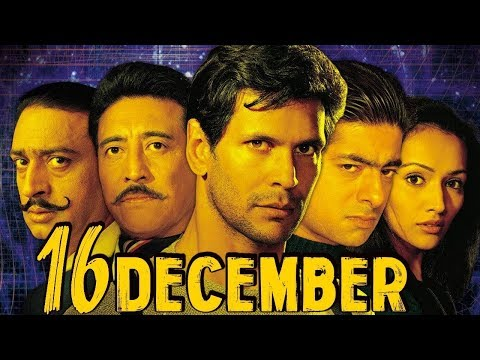16 December Full Movie | Milind Soman | Hindi Action Movie | Danny Denzongpa |Bollywood Action Movie