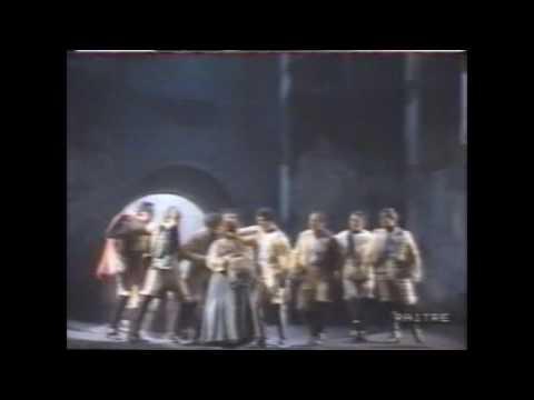 Abbado dirige Carmen/Bizet.