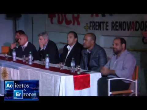 Frente Renovador Radical Inauguró un Centro Cultural en Tres de Febrero