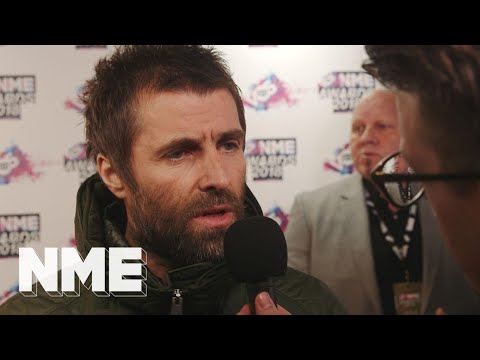 "Liam Gallagher: ""I've always thought I was godlike"" 