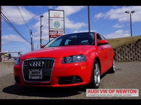 2007 Audi A3 3.2 Quattro S-Line Northern New Jersey