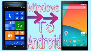 windows phone को Android Phone में बदले step by step