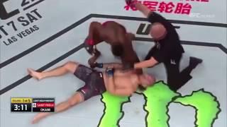 Скачать Von Flue Choke MMA Compilation