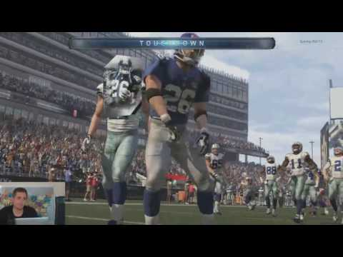 Madden 16 - Rod Woodson Pick Six (ZFarls Play Of The Day)