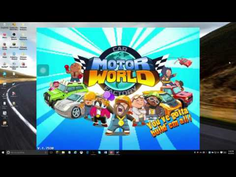 MOTOR WORLD UNLIMITED CASH GLITCH!!!! NO HACKS!!