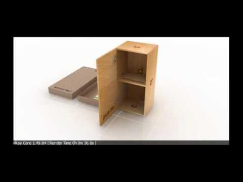 Armado de gabinete y cocina youtube for Armado de gabinetes de cocina