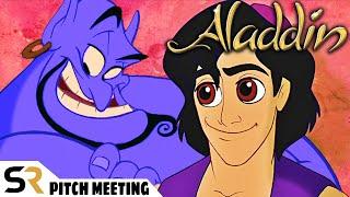Disney's Aladdin (1992) Pitch Meeting