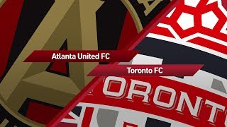 Highlights: Atlanta United FC vs. Toronto FC | October 22, 2017