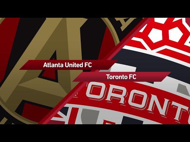 Highlights: Atlanta United FC vs. Toronto FC | October 22, 2017