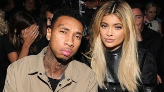 Kylie Jenner Jets Off to Las Vegas With Tyga and Son King Cairo For 'Last Minute Adventures'