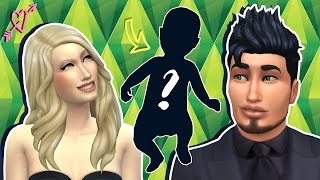 having a baby cyberhuev sims 4 live