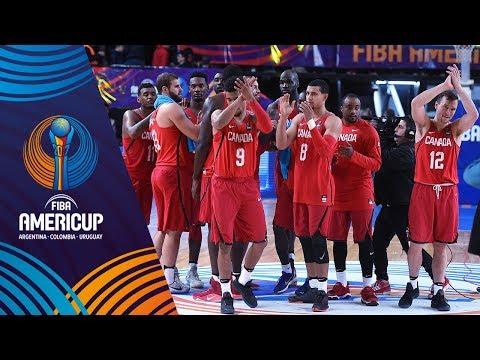 Venezuela vs Canada - Highlights - Group B - FIBA AmeriCup 2017