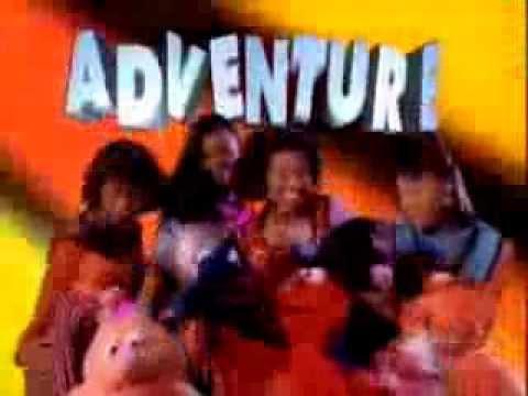 Sesame Street  Adventure!  En Vogue Low Tone