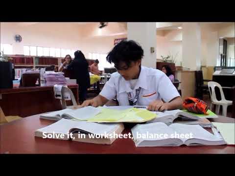 SOLVE IT (Sidekick- Dawin) Accountancy Parody