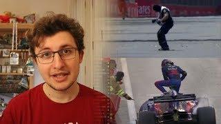 El GP de Azerbaiyán y sus ineficaces comisarios de pista | Efeuno