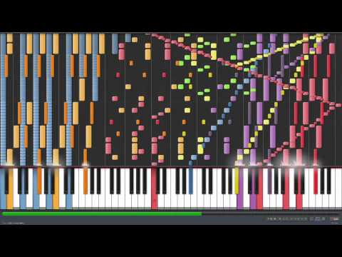 Hardest Song on Piano - Death Waltz ( UN Owen Was Her )