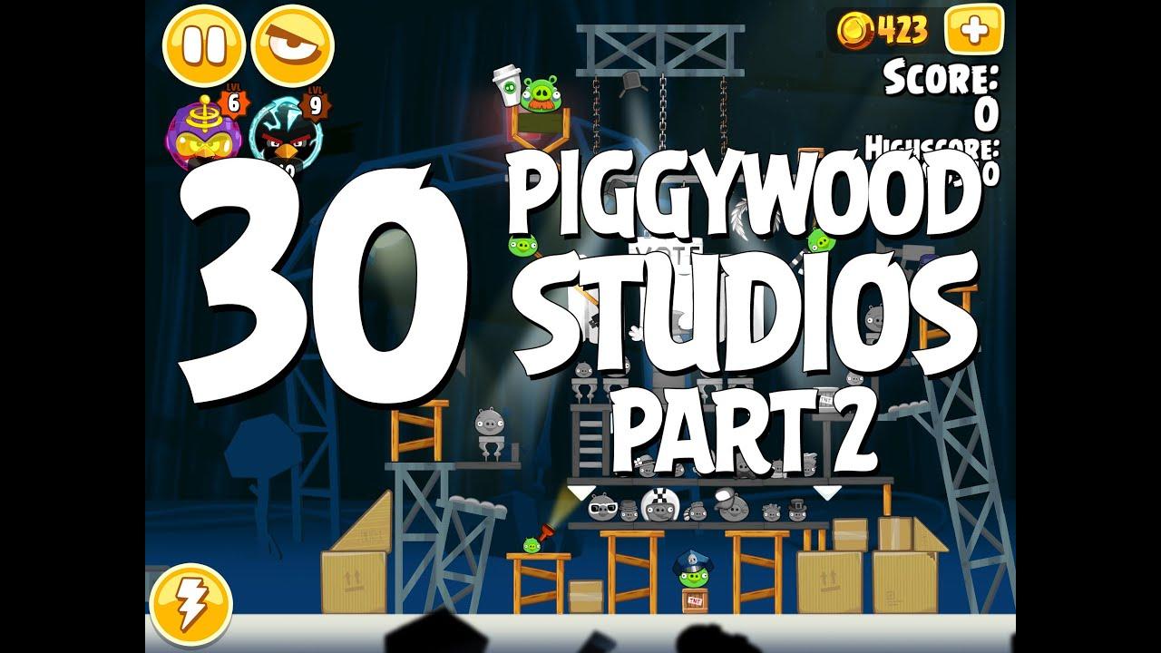 Angry Birds Hammier Things angry birds seasons piggywood studios, part 2! level 2-30