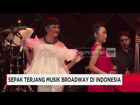 Showbiz News - Sepak Terjang Musik Broadway di Indonesia