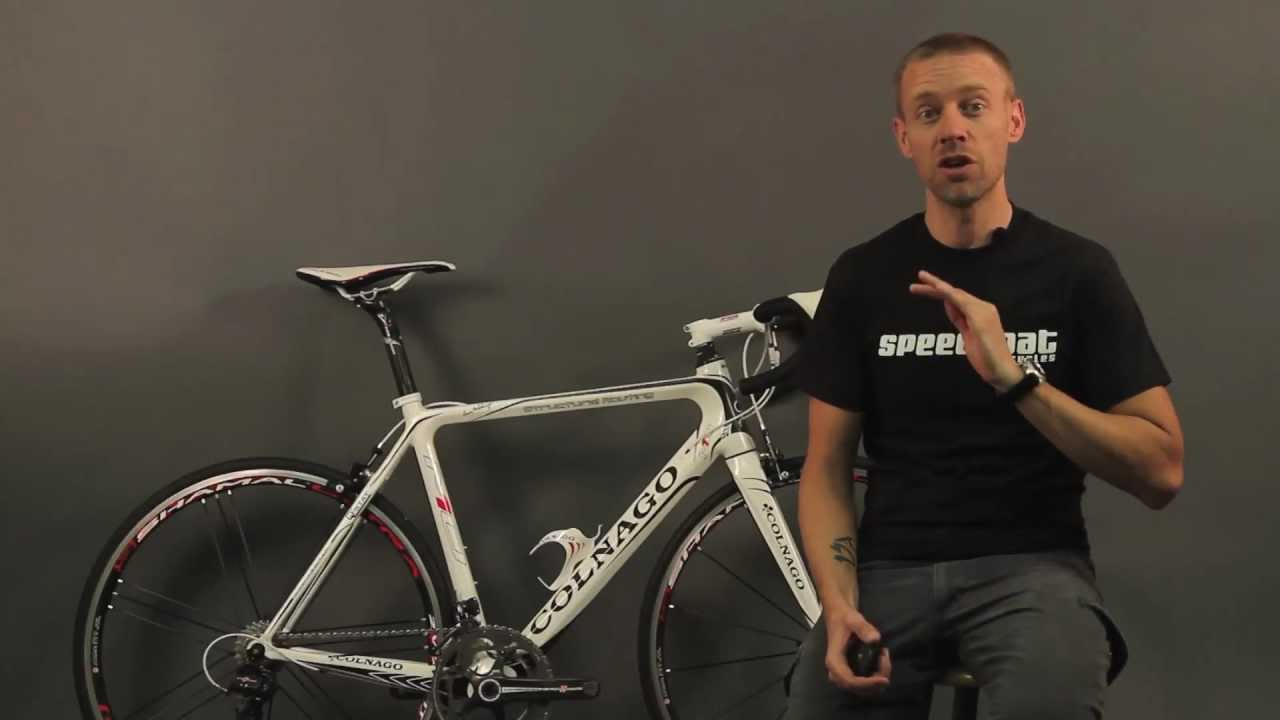 Speedgoat Reviews The Colnago M10 Youtube