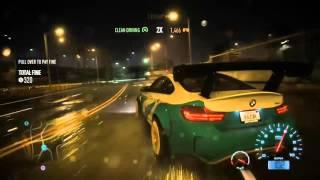 Need For Speed (2015) BMW M4 No Limits Razor Design