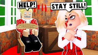 I KIDNAPPED MY HUSBAND TO GET THE TRUTH ON BLOXBURG! (Roblox)