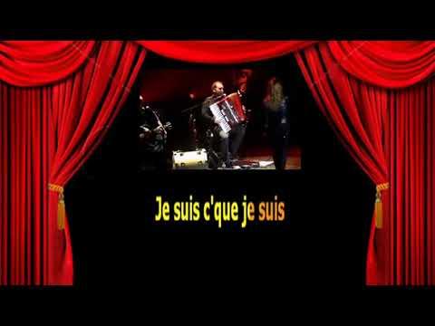 Karaoké Isabelle Boulay   Entre Matane et Baton Rouge