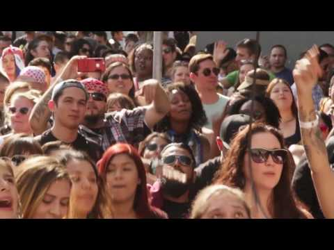 Los Rakas Live from The Carnival Mission District in San Francisco