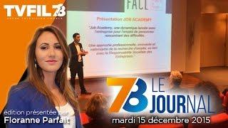 7/8 Le journal – Edition du mardi 15 décembre 2015