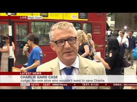 Man hit by bus during live BBC News report