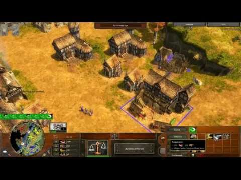 Age of Empires 3 - Act 2 Mission 4 - The Seven Years War - Campaign Walkthrough - Hard
