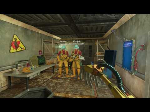 Viscera Cleanup Detail - I am an artist