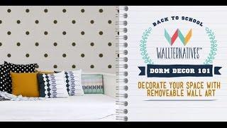 Wallternatives Dorm Decor Thumbnail