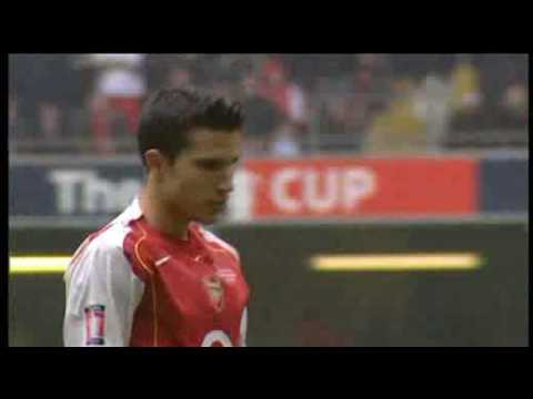 FA Cup Final 2005 - Penalty Kicks