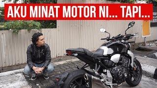 2018 Honda CB1000R | First Ride Review | Santai dan Jujur