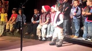 Waadookodaading Ojibwe Language School concert