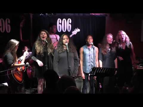 Tammy Weis and the World Heart Beat Music Academy 'Time for Change' at the 606 Club