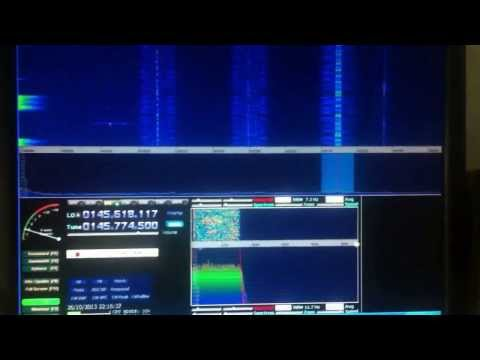 【Monitor】watching 145.775Mhz most in Thailand operating for VoIP