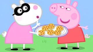 Peppa Pig Português Brasil | O CLUBE SECRETO | HD | Desenhos Animados