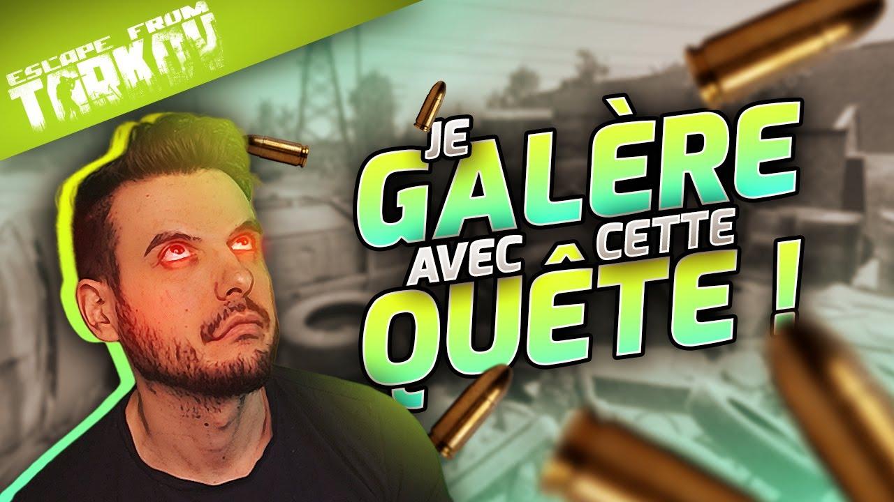 JE GALÈRE AVEC CETTE QUETE !!