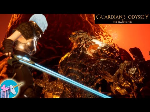 Guardian's Odyssey Medieval Action RPG gameplay