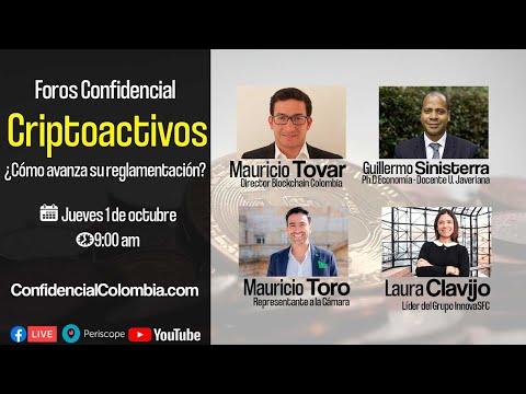 #ForosConfidencial   Criptoactivos:  ¿Cómo avanza su reglamentación en Colombia?